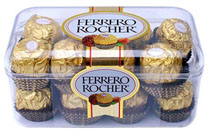 16 Pcs Ferrero Rocher Box