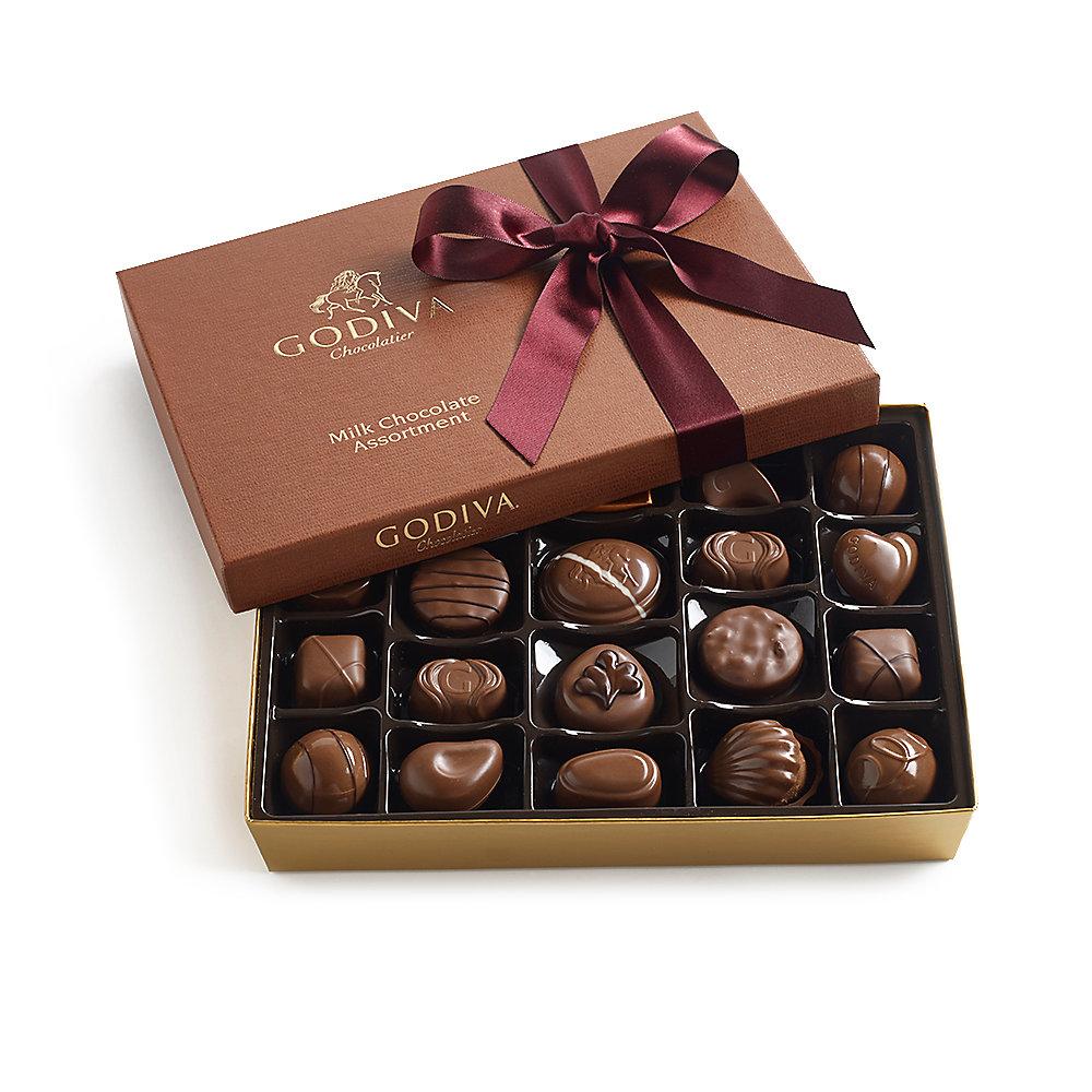Assorted Milk Chocolate Gift Box