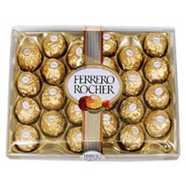 24 pcs Ferrero Rocher Box