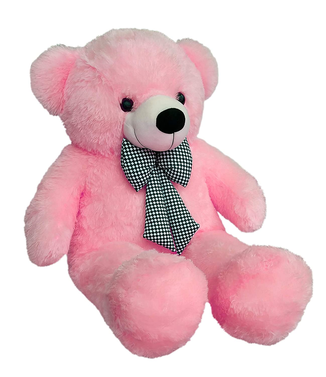 3 Feet Soft Pink Teddy