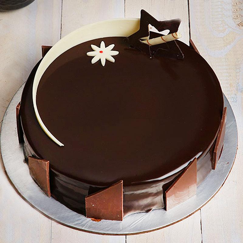 Round Chocolate-Truffle