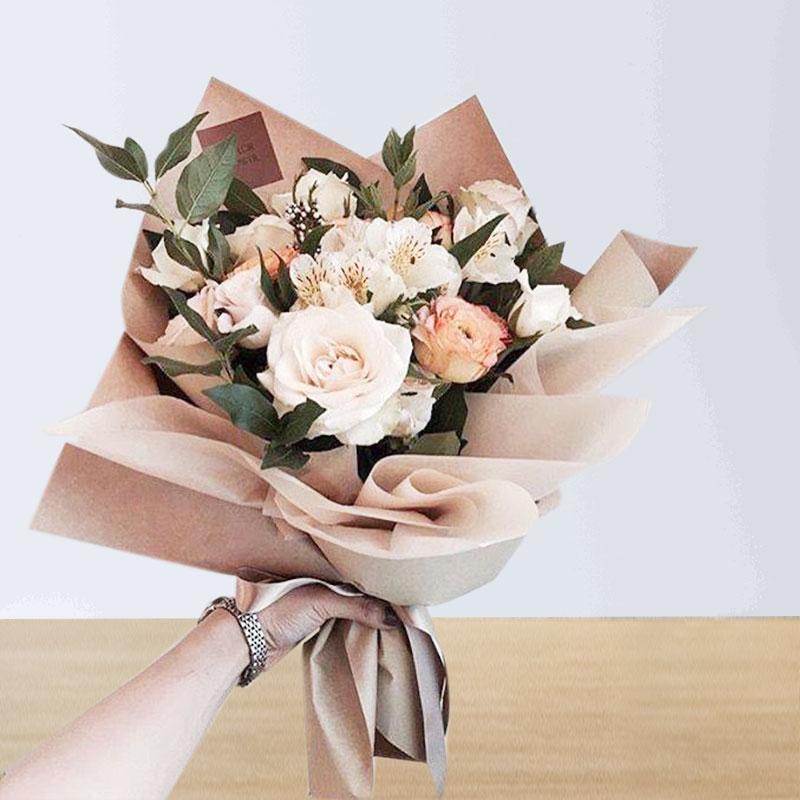 Mixed Flowers Boquet