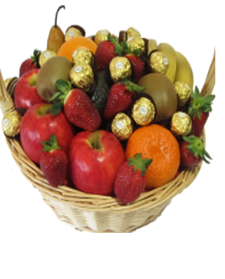 fruit & Feroro basket