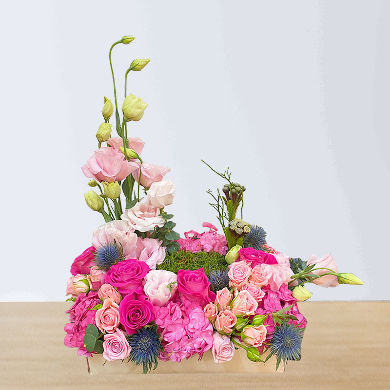 Majestic Pink Arrangement
