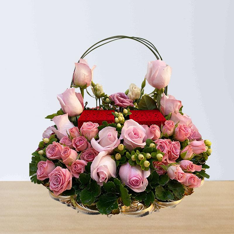 Beautiful Pink Gift