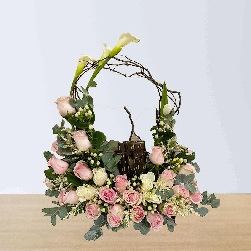 Luxury Flowers Gift