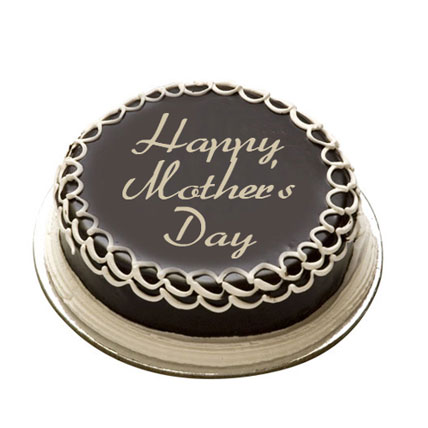 Mom Day Chocolate cake