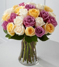 Spring Surprises Rose Bouquet