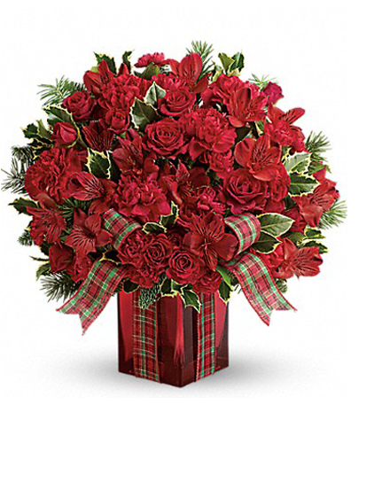 Seasons Surprise Bouquet