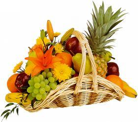 Tropical Basket