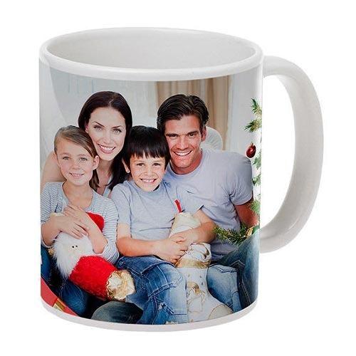 Personalized Happy Family Mug