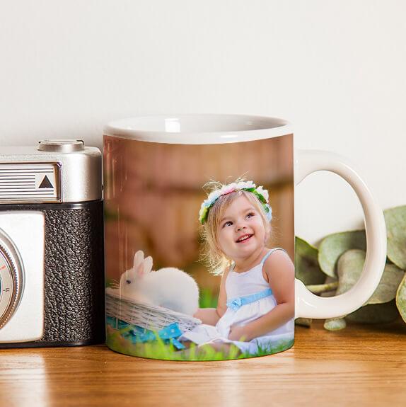 Cute Photo Mug
